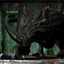 Heavenly Panther, by Summoner by FantasiesRealmMarket