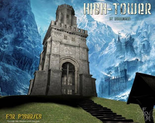 High Tower, by Summoner by FantasiesRealmMarket