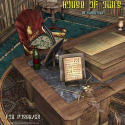 House of Owls, by Summoner by FantasiesRealmMarket