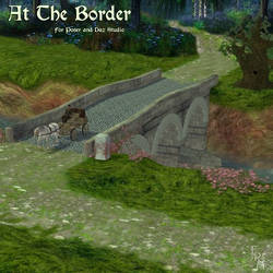 At the Border, by Aelin (exclusive) by FantasiesRealmMarket