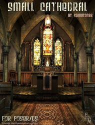 Small Cathedral, by Summoner by FantasiesRealmMarket