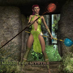Magic for Mystra outfit, by Aelin (exclusive) by FantasiesRealmMarket