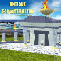 Antique for The Myth Altar, by Aelin (exclusive) by FantasiesRealmMarket