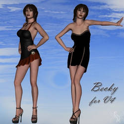 Becky V4, by Manic3d (exclusive) by FantasiesRealmMarket