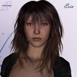 Erin V4, by Manic3d (exclusive) by FantasiesRealmMarket