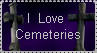 Cemetery stamp 2 by Gothicmama