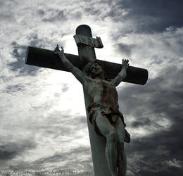 Jesus saves by Gothicmama