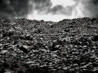 dark desert stock background by Gothicmama