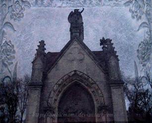 gothic crypt by Gothicmama