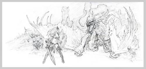 Dragon by Den3221