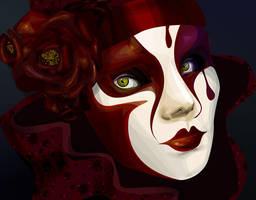 Mask demo by YooYie