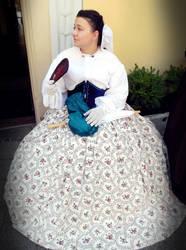 Crinoline Dress by Schlangenschatten