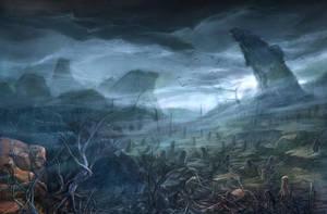 City of Desolation by TheGhostOpera