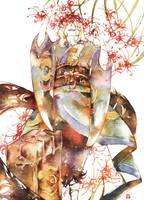 Mononoke: Poison picking by muttiy