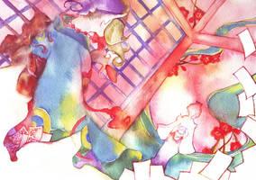 Mononoke: Who am I ? by muttiy