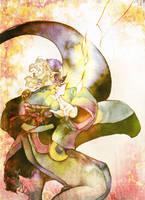 Mononoke: Tadano Kusuriuri II by muttiy