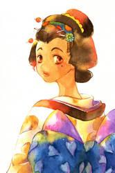 Mononoke: Kayo by muttiy