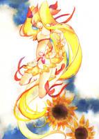 Heartcatch Precure: Sunshine by muttiy