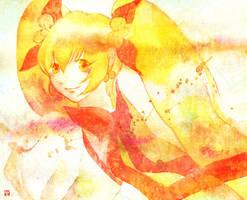 Heartcatch Precure:SunshineII by muttiy