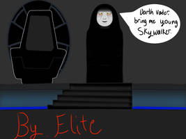 Emperor palpatine by Eliteclonekid