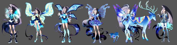 Malissa transformations +STORY by Fairyofmatter