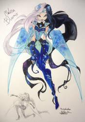 Malissa Bloomix by Fairyofmatter