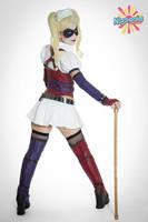 Harley Quinn - Nipponia photoshoot 2 by AnaSBertola