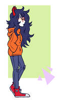 Serket by HomestuckFanPoop