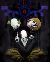Gaster - Dismembered Angel by LucrataNexarii