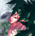Legend Of Zelda: Someone lurking... by Mylla-Peppers23