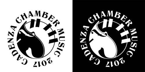 Cadenza Chamber Music Logo by Tal-Blaiser