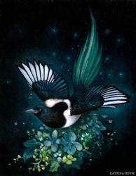 The Seventh Magpie by Kaelycea
