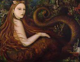 Mermaid by Kaelycea
