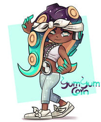 Marina by YumYumCorn