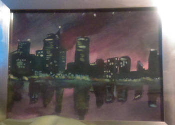 City Lights by Tamuril2