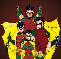Robin by redlogan15