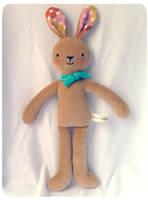 hunny bunny pattern by gurliebot