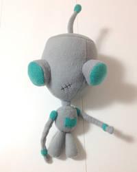 GIR plushie by gurliebot