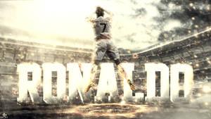 Cristiano Ronaldo Wallpaper by FLETCHER39