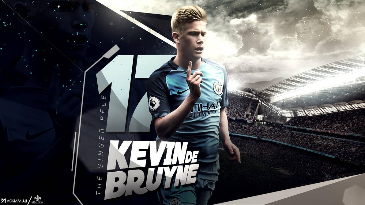 Kevin De Bruyne Wallpaper By Fletcher39 On Deviantart