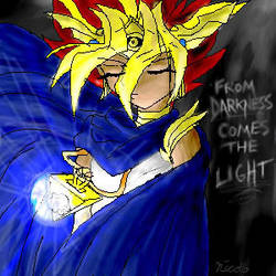 Light of the darkness by EvilChibiNic