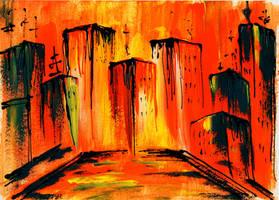 Abstraktion by Kunstlab