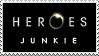 Heroes Stamp by angelslain