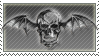 Avenged Sevenfold Stamp by angelslain
