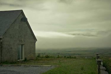 Irish cottage by clalepa
