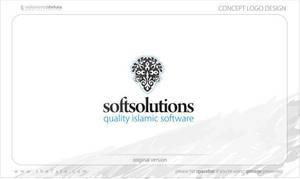 logo concept, english by she7ata