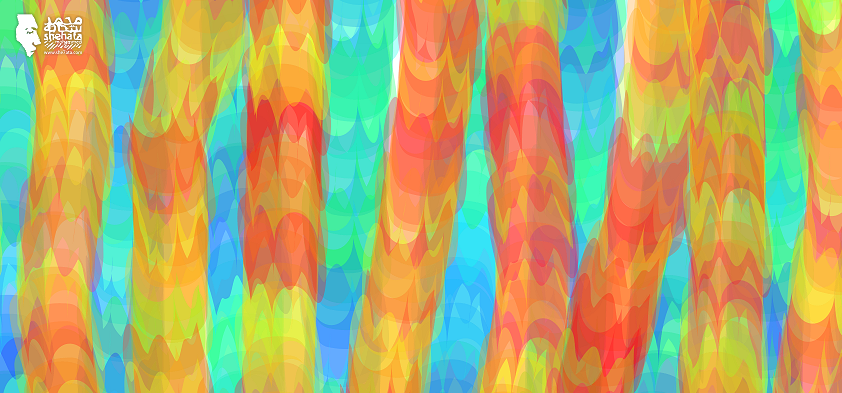 Colorful Worms by she7ata