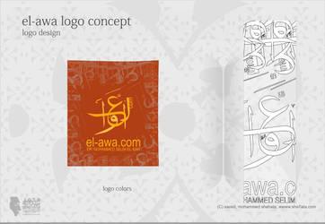 Dr Mohamed Selim AlAwa Logo by she7ata