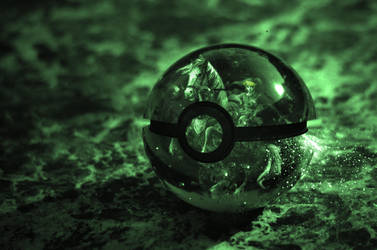 The Pokeball of link by wazzy88