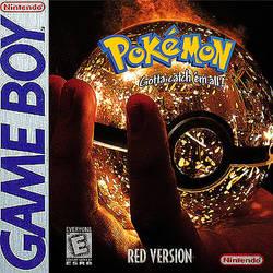 Pokemon Red by wazzy88